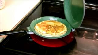 getlinkyoutube.com-Orgreenic Flip Jack Pancake Maker