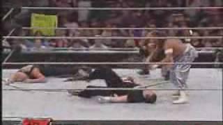 getlinkyoutube.com-Sabu vs Sandman vs Dreamer vs RVD Extreme Rules