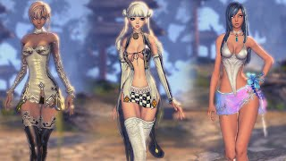 getlinkyoutube.com-【Blade & Soul】 Aetheria's Female Profiles (Jin, Gon, Yun, & Lyn) [4]