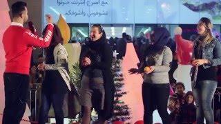 مسابقة البرتقال برنامج ليالي بغداد مع احمد الخفاجي