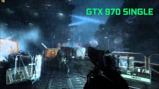 getlinkyoutube.com-GEFORCE GTX 970 | Single VS SLI Comparison |