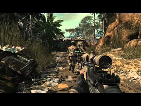 Call Of Duty 8 Modern Warfare 3 - Acto 1 Mision 6 Regreso A