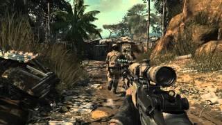 getlinkyoutube.com-Call of Duty 8 Modern Warfare 3 - Acto 1 Mision 6 Regreso a la parrilla - Español HD