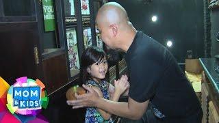 getlinkyoutube.com-Aksi Lucu Safeea Saat Membujuk Ahmad Dhani  - Mom & Kids (19/2)