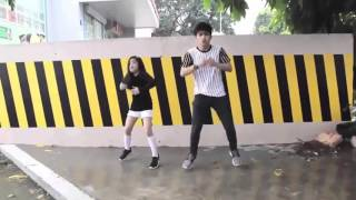 getlinkyoutube.com-Niana and Ranz Kyle dance mix