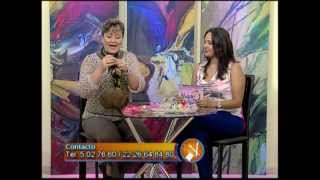 getlinkyoutube.com-Chaleco para dama