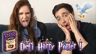 getlinkyoutube.com-Défi Dégustation Bonbons Harry Potter en Couple - Gout Vomi & Oeuf Pourri ft DavidLafargePokemon !