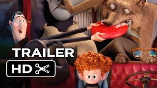 getlinkyoutube.com-Hotel Transylvania 2 Official Trailer #1 (2015) - Animated Sequel HD