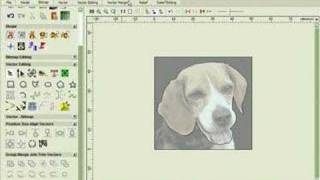 getlinkyoutube.com-ArtCAM - Modelling a Dogs Head from an Image- ArtCAM Pro