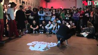 getlinkyoutube.com-The Freshest Kidz 2: Beast Coast (Tata/Arod) Vs Pull In | B-Boy Network Channel