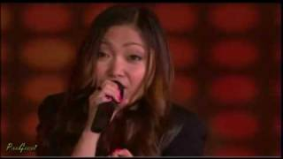 Charice feat Iyaz on the Oprah Show Performing Pyramid