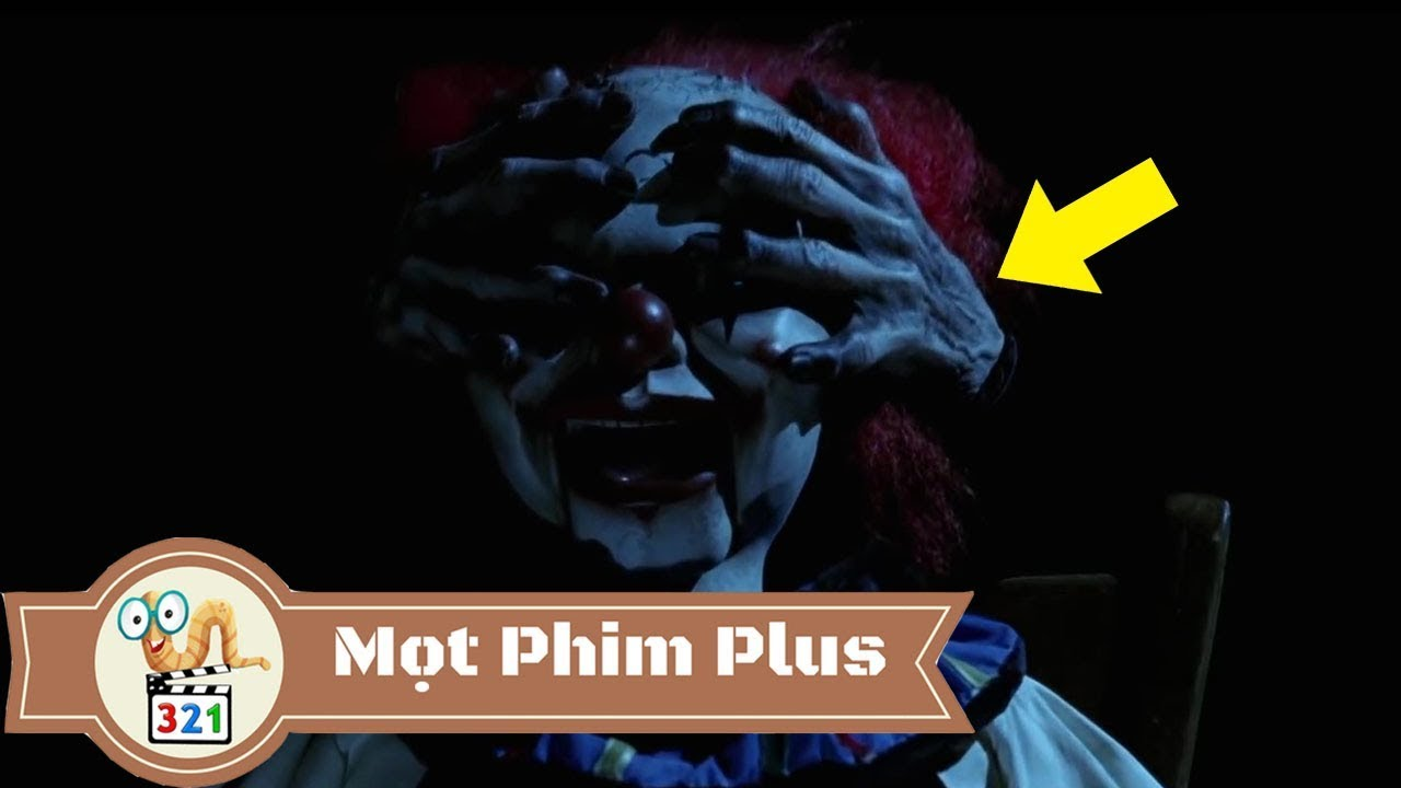 10 Con Búp Bê Tàn Bạo Nhất Trong Phim Kinh Dị | Best Scary Dolls In Horror Movies