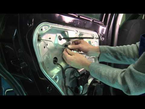 VW Passat,Golf. Замена заднего стеклоподъемника. Часть1 Разбор.