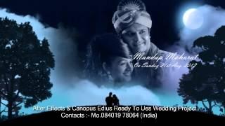 getlinkyoutube.com-After Effects Wedding Title  Love story