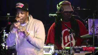 Curren$y - Michael Knight Live @ the Vibe House