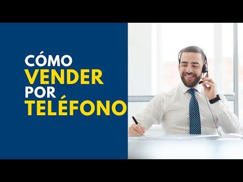 Como vender por telefono 1 Mini curso de ventas