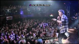 getlinkyoutube.com-Michel Teló - Ai Se Eu Te Pego With Lyric And Indonesian Subs.mp4