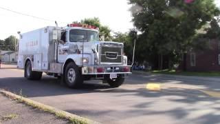 getlinkyoutube.com-2014 National Brockway Truck Show Parade