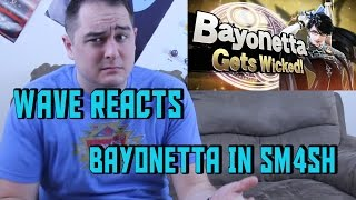 getlinkyoutube.com-Wave Reacts: Bayonetta Super Smash Brothers 4 Wii U/3ds