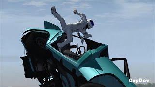 getlinkyoutube.com-BeamNG DRIVE  Flying Stig,Rollovers,Crash Test,Fails & Crashes Compilation