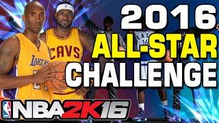 getlinkyoutube.com-NBA 2K16 2016 All-Star Team Challenge