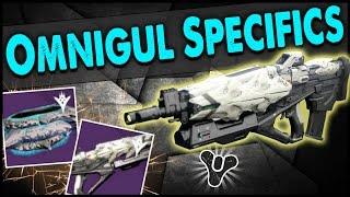 getlinkyoutube.com-Destiny: How to Get Omnigul Secret Weapon Fast! | Grasp of Malok Pulse Rifle, & Omnigul Bond Review