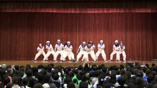getlinkyoutube.com-上宮高校ストリートダンス部 Summit Jack (2013年度文化祭)