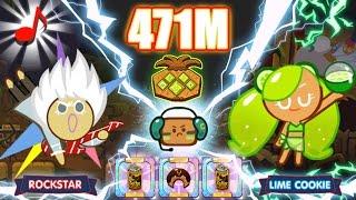 getlinkyoutube.com-Kakao CookieRun 471M [EP.2] Rockstar+AWOL+Lime : ร็อคสตาร์+มะนาวต่างดุ๊ด | xBiGx