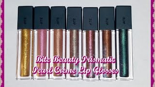 Bite Beauty Prismatic Pearl Crème Lip Gloss