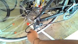 getlinkyoutube.com-การจูนเกียร์หลังจักรยาน CraxyBikeShop
