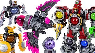 Power Rangers Super Samurai - All Instant Morphs   Episodes 1-22   Superheroes width=