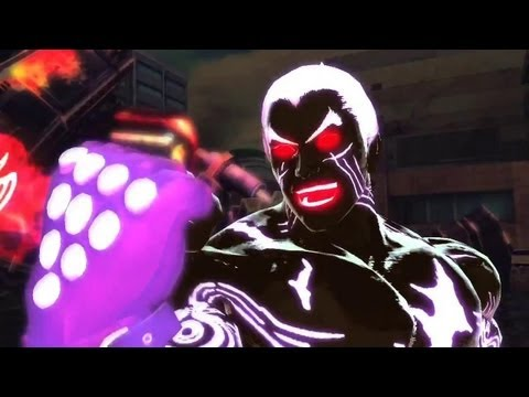 Street Fighter X Tekken 'TGS 2011 Pandora Trailer' TRUE-HD QUALITY