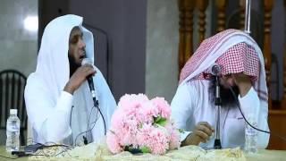 getlinkyoutube.com-الشيخ منصور السالمي يقرأ أيه النور والشيخ نايف متأثر ويبكي