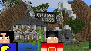 getlinkyoutube.com-Minecraft - Como Baixar o Mapa da Chume Labs 2