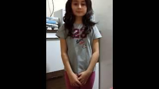 İşaret Dili - Bana Bir Masal Anlat Baba ♥♡