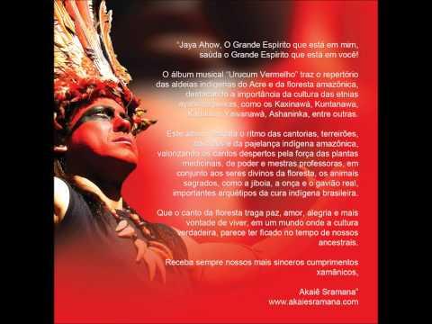 Canção Xamânica: 03 Mamãe Jibóia - Akaiê Sramana
