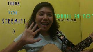 Inigo Pascual - Dahil Sa'yo (Aica Garcia Raw Cover)