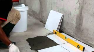 getlinkyoutube.com-Pemasangan Keramik Lantai