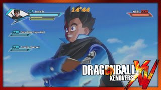 Dragon Ball Xenoverse: How To Get Time Patroller Suit!