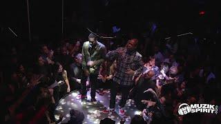 YG en Live au VIP Room de Paris