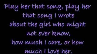 getlinkyoutube.com-Play Me That Song - Brantley Gilbert (lyrics)
