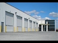 a chi 3216 commercial overhead garage doors in plainfield,il