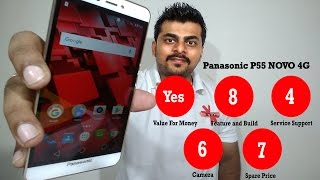 getlinkyoutube.com-Review Panasonic P55 NOVO 4G service support and Gaming Review | know your gadget