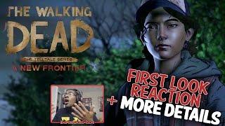 getlinkyoutube.com-The Walking Dead Season 3: A New Frontier - Extended First Look Reaction, 2 Episode Release, ETC