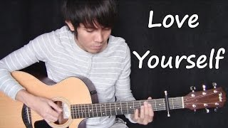 Love Yourself - Justin Bieber (Fingerstyle Guitar Cover)