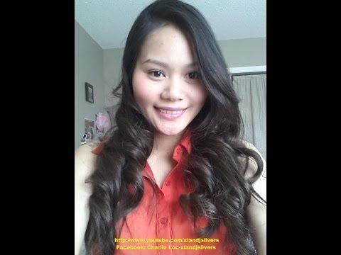 Hướng dẫn tóc: Cách uốn tóc bằng máy duỗi