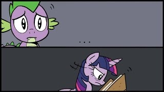 Maybe Later, Spike | MLP Comic Dub