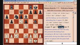 getlinkyoutube.com-Positional chess lesson from Karpov