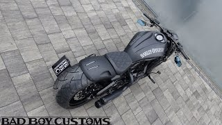 Harley Davidson Night Rod Special V-Rod GEO black 280 HD