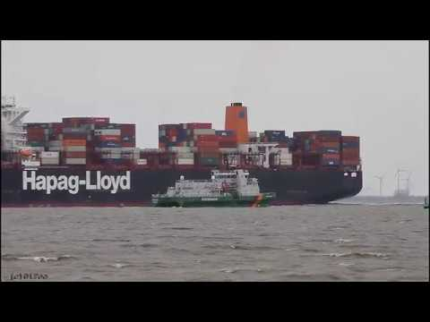 Click to view video HELGOLAND - IMO 9500364 - Germany - Elbe - Otterndorf